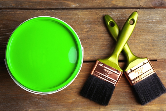 Paint-Greenery